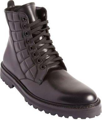Belstaff Quilted Combat Boot