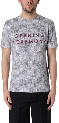 Opening Ceremony Short sleeve t-shirt
