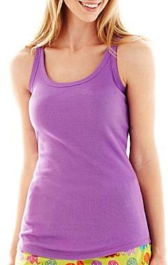 JCPenney Insomniax® Tank Top
