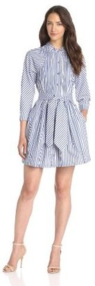 Twenty8Twelve Women's Albee Stripe Dress