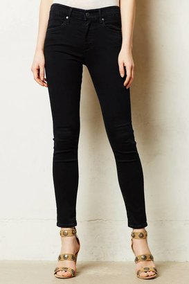 AG Jeans Stevie Ankle High-Rise Jeans