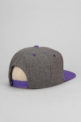 Stussy Two-Tone Wool Snapback Hat