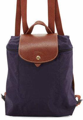 Longchamp Le Pliage Nylon Backpack $125 thestylecure.com