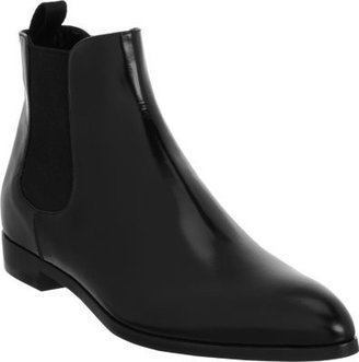 Prada Pointed Toe Chelsea Boot