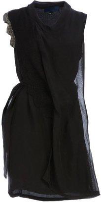 Sharon Wauchob draped sleeveless dress