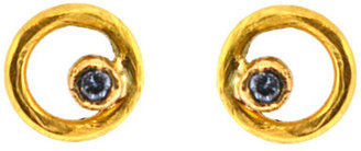 Mabel Chong - Golden Glory Diamond Studs