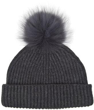 Marc Jacobs Fur Pom Hat