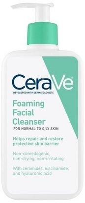 CeraVe Unscented Foaming Facial Cleanser - 12oz $8.89 thestylecure.com