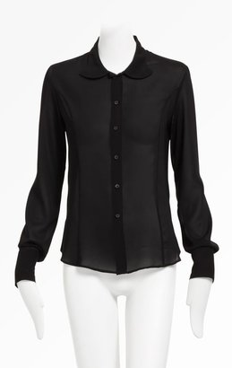 Theyskens' Theory BACEY FRANKY BLOUSE