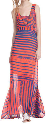 Tracy Reese Handkerchief Maxi Dress