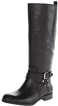 Enzo Angiolini Women's Daniana Wide Riding Boot $199 thestylecure.com