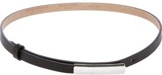 Emporio Armani thin belt