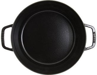 Staub Cast Iron Round Cocotte 5.5 Qt