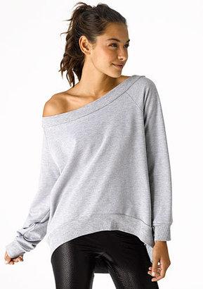 Alloy Off-Shoulder Sweatshirt