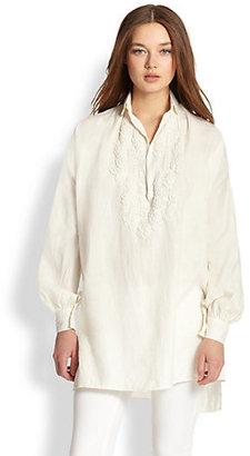 Polo Ralph Lauren Amari Linen Tunic