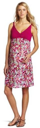 Ripe Maternity Women's Arum Floral Dress