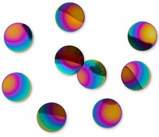 Umbra Rainbow Confetti Dots Wall Decor