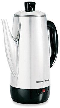 Hamilton Beach Stainless Steel 12-Cup Percolator