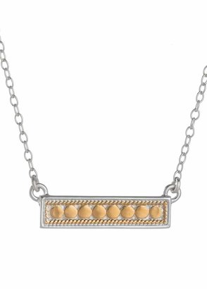 Anna Beck Reversible Bar Necklace