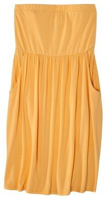 Mossimo Womens Casual Strapless Dress - Assorted Colors