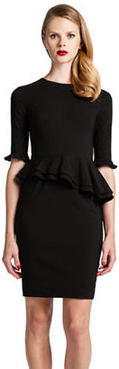 Cynthia Steffe Peplum Dress