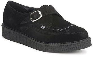 T.U.K. MONDO SLIM women's Casual Shoes in Black