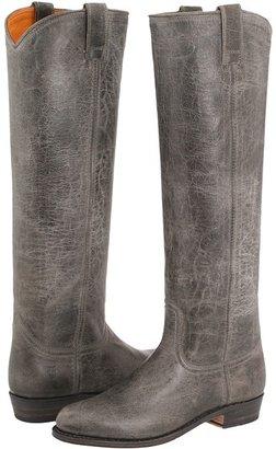 Frye Dorado Low (Grey Leather) - Footwear