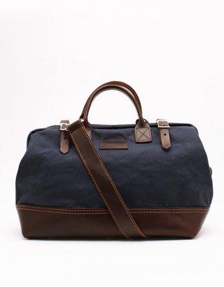 Apolis Heritage Leather + Mason Bag