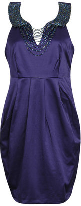 Forever 21 Caryn Satin Dress