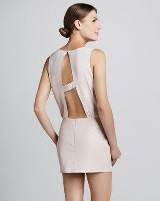 Parker Grace Open-Back Dress