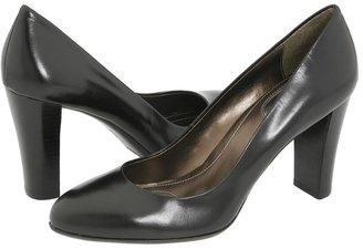 Calvin Klein Olive (Black Kidskin) - Footwear