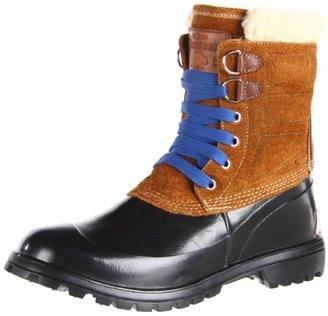 DSquared DSQUARED2 Men's Maschile Canada Boot Velour Boot