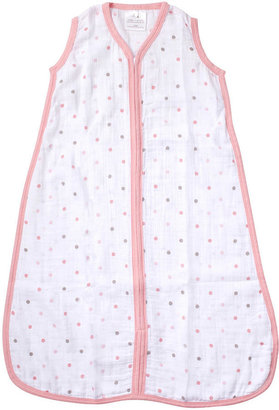 Aden Anais aden and anais aden by aden + anais - Oh Girl! - 100% Cotton Muslin Sleeping Bag - Large