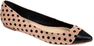 Loeffler Randall Natalie cap-toe flat