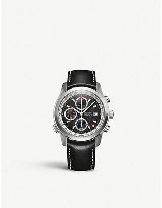 Bremont ALT1-WTBK World Timer stainless steel watch