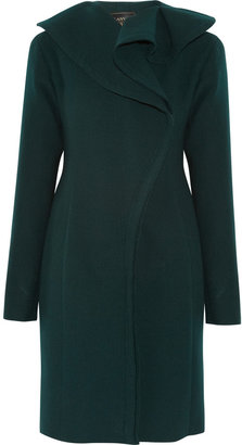 Lanvin Wool-blend felt coat