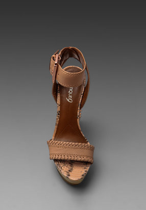Boutique 9 Ankle Strap Wedge
