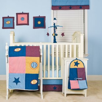 Pam Grace Creations Let's Play Ball Bedding Ensemble