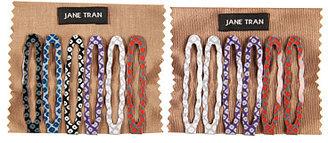 Jane Tran Darling Bud Print Clip Set