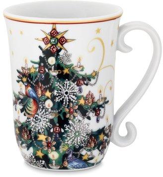 Williams-Sonoma Christmas Tree Mug