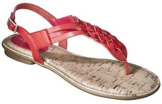 Merona Women's Elaina Braided Sandals - Assorted Colors