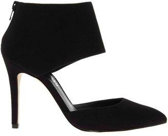 Aldo Carmelithe Cuffed Heeled Shoes - Black