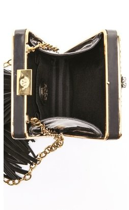 Tory Burch Adele Sequin Miniaudiere