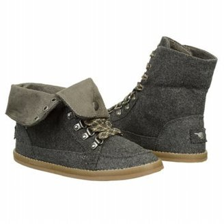 Rocket Dog Women's Rust Fold Down Lace Up Boot