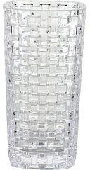 "Riedel Nachtmann by Dancing Stars Bossa Nova Lead Crystal Vase 11"""