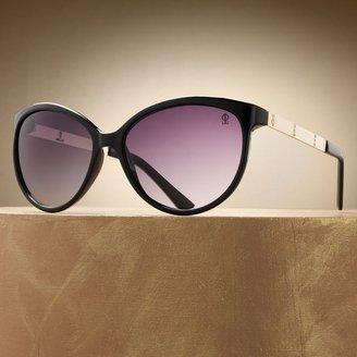 JLO by Jennifer Lopez i heart ny cat's-eye sunglasses