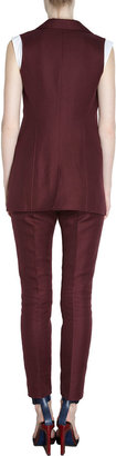 Jil Sander Niccolo Cropped Trouser