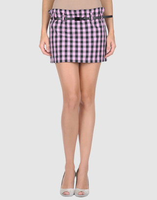 Emily the Strange Mini skirts