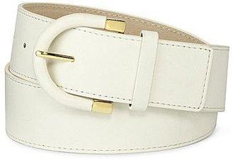 Liz Claiborne Smooth Panel Belt