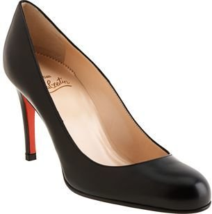 Christian Louboutin Mia Pump- Black